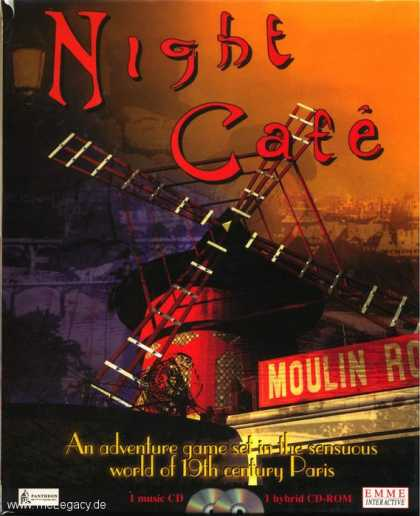 Misc. Games - Night Café
