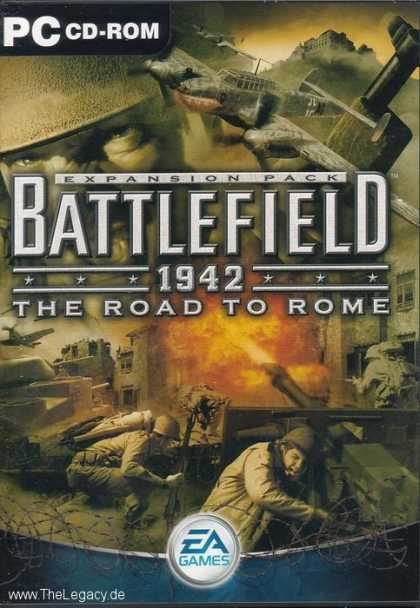 Misc. Games - Battlefield 1942: The Road to Rome