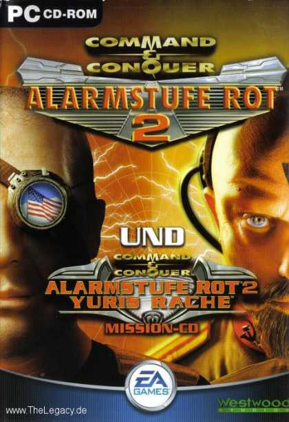 Misc. Games - Command & Conquer: Red Strike