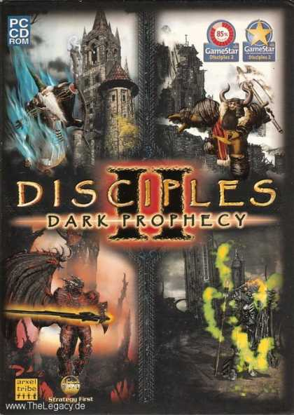 Misc. Games - Disciples II: Dark Prophecy