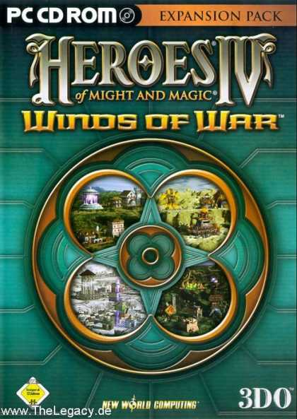 Misc. Games - Heroes of Might and Magic IV: Winds of War