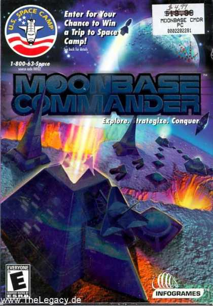 Misc. Games - Moonbase Commander