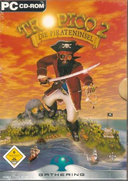 Misc. Games - Tropico 2: Die Pirateninsel