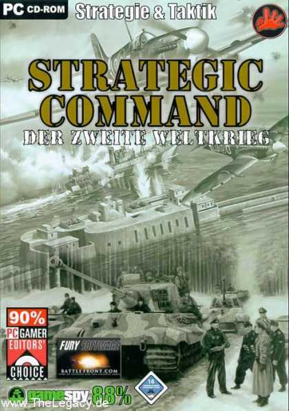Misc. Games - Strategic Command