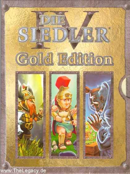 Misc. Games - Siedler IV, Die - Gold Edition