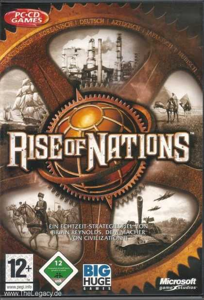 Misc. Games - Rise of Nations