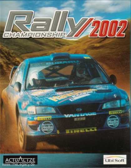 Misc. Games - Rally Championship 2002