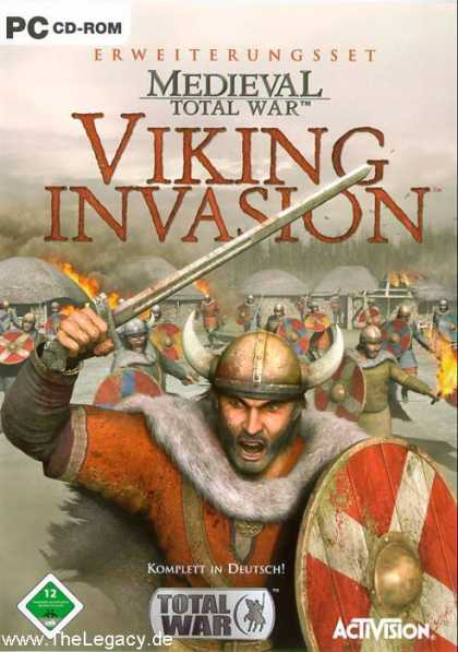 Misc. Games - Medieval: Total War - Viking Invasion