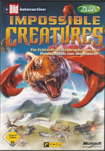 Misc. Games - Impossible Creatures