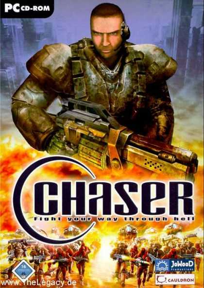 Misc. Games - Chaser: Fight your Way through Hell