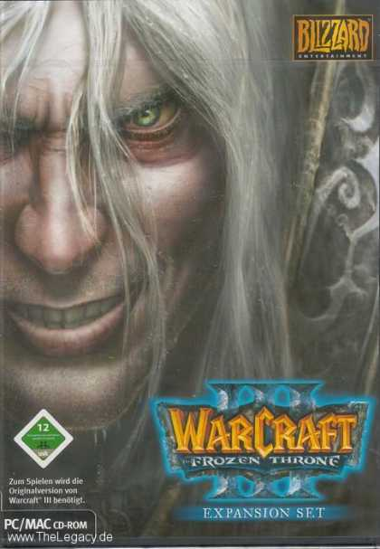 Misc. Games - WarCraft III: The Frozen Throne