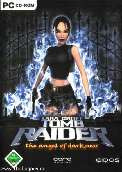 Misc. Games - Lara Croft Tomb Raider: The Angel of Darkness