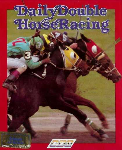 Misc. Games - Daily Double Horse Racing