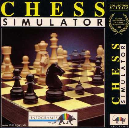 Misc. Games - Chess Simulator
