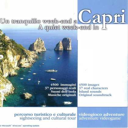 Misc. Games - A quiet week-end in Capri