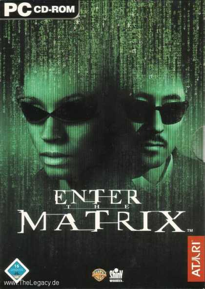 Misc. Games - Enter the Matrix