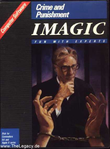 Misc. Games - Imagic: Crime and Punishment