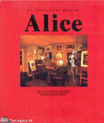 Misc. Games - Alice: An interactive Museum