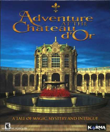 Misc. Games - Adventure at the Chateau dÂ'Or