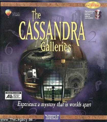Misc. Games - Cassandra Galleries, The