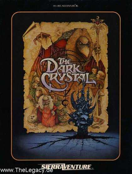 Misc. Games - Dark Crystal, The