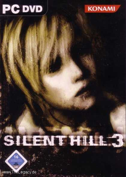 Misc. Games - Silent Hill 3