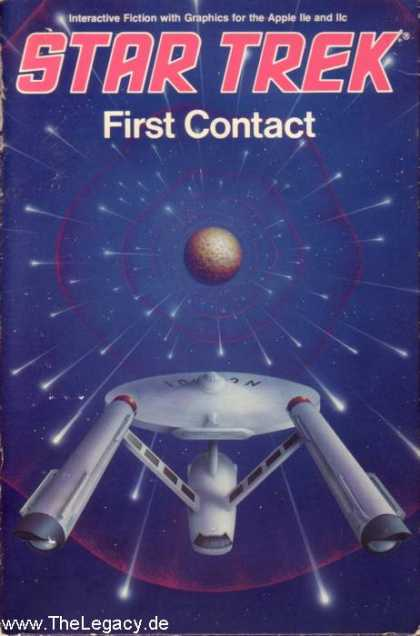 Misc. Games - Star Trek: First Contact