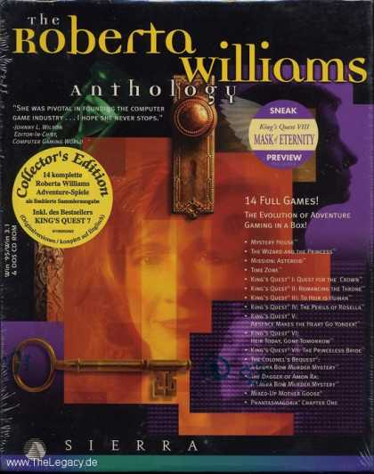 Misc. Games - Roberta Williams Anthology