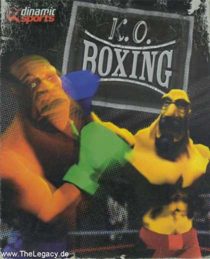 Misc. Games - K.O. Boxing