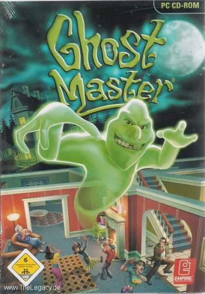 Misc. Games - Ghost Master