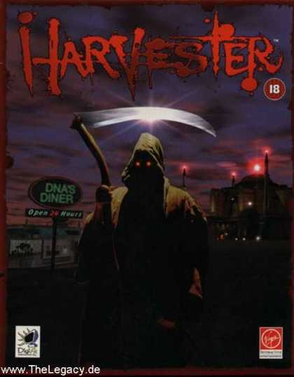 Misc. Games - Harvester