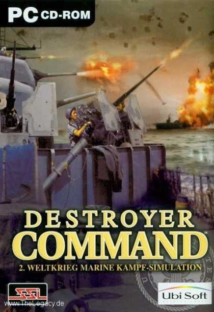 Misc. Games - Destroyer Command