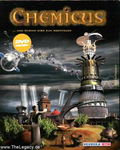 Misc. Games - Chemicus