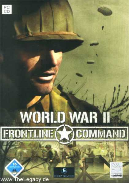 Misc. Games - World War II: Frontline Command