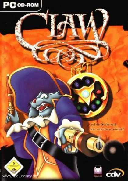 Misc. Games - Claw