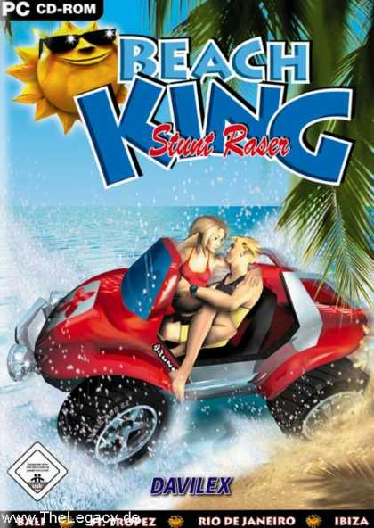 Misc. Games - Beach King Stunt Racer