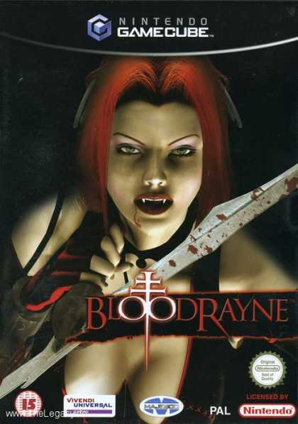 Misc. Games - BloodRayne
