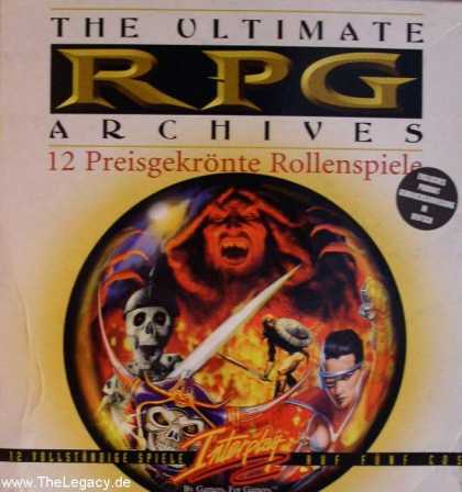 Misc. Games - Ultimate RPG Archives, The