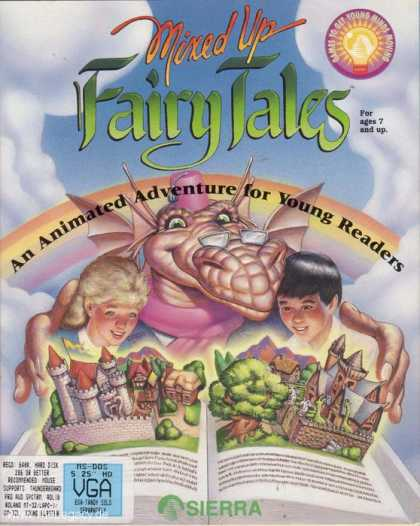 Misc. Games - Mixed-up Fairy Tales