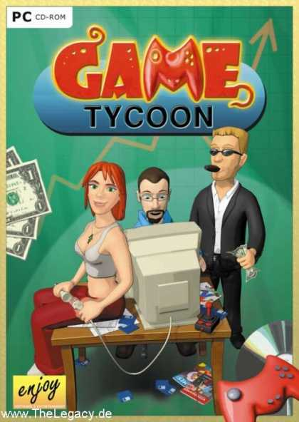 Misc. Games - Game Tycoon
