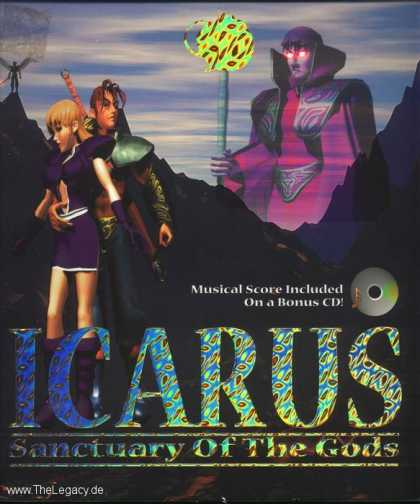 Misc. Games - Icarus: Sanctuary Of The Gods