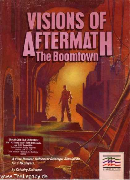 Misc. Games - Visions of Aftermath: The Boomtown