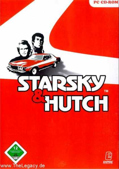 Misc. Games - Starsky & Hutch