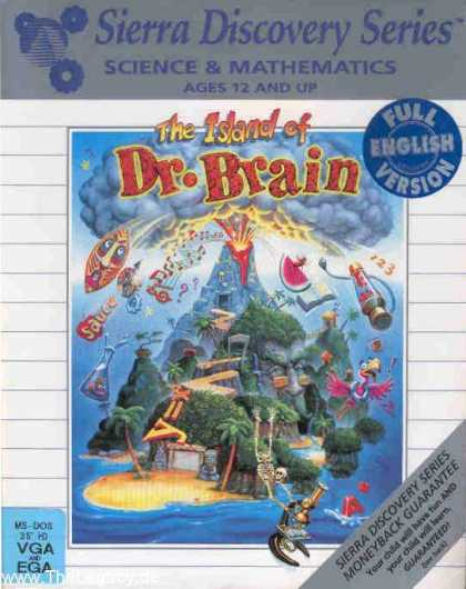 Misc. Games - Island of Dr. Brain, The