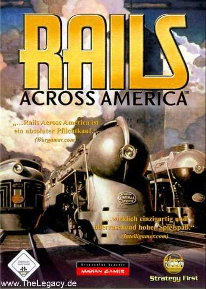 Misc. Games - Rails Across America