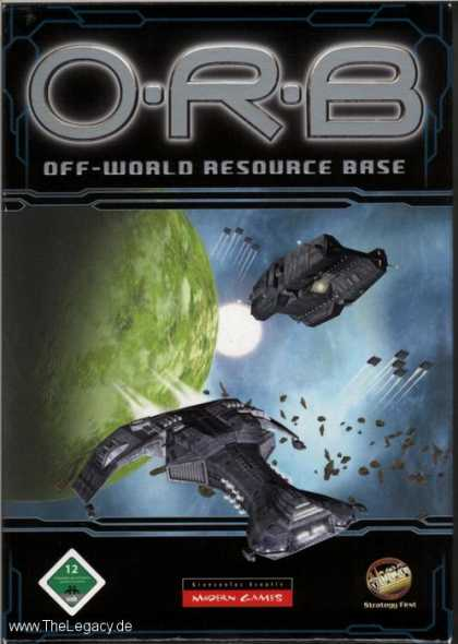 Misc. Games - O.R.B. - Off-World Resource Base