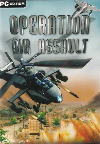 Misc. Games - Operation Air Assault