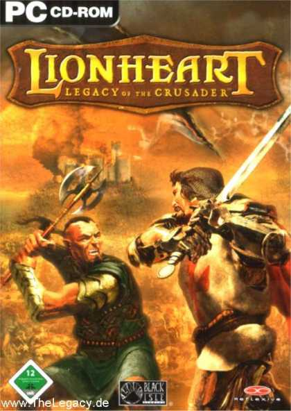 Misc. Games - Lionheart: Legacy of the Crusader