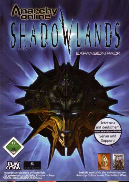 Misc. Games - Anarchy Online: Shadowlands
