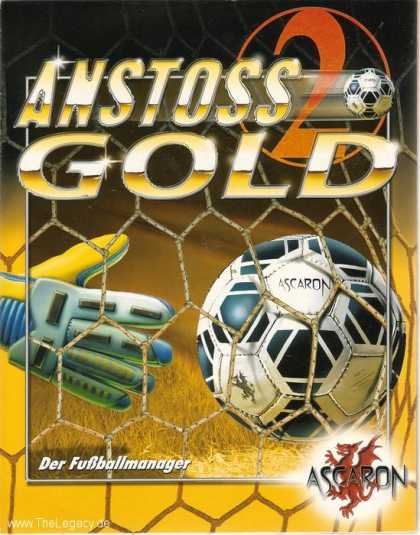 Misc. Games - Anstoss 2 Gold
